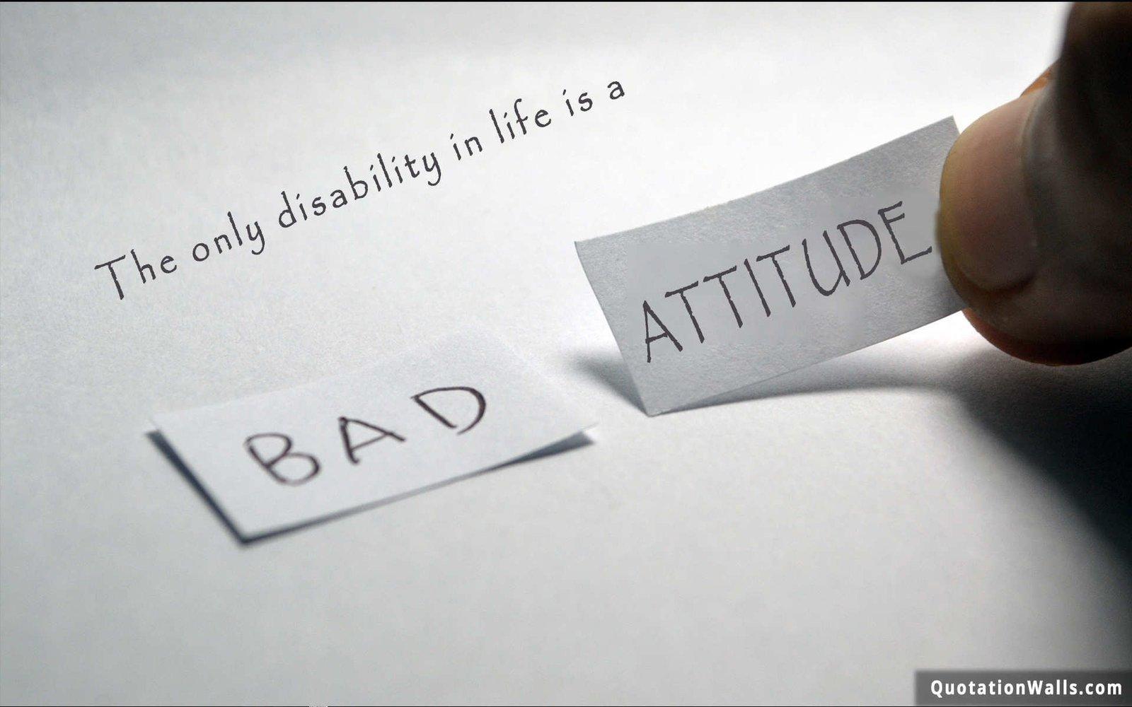 bad attitude wallpaper for desktop