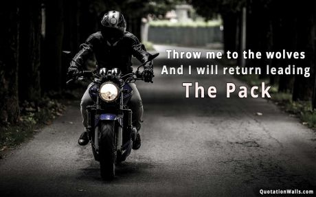 Biker Quotes Images &amp Wallpapers For Desktop  Pictures