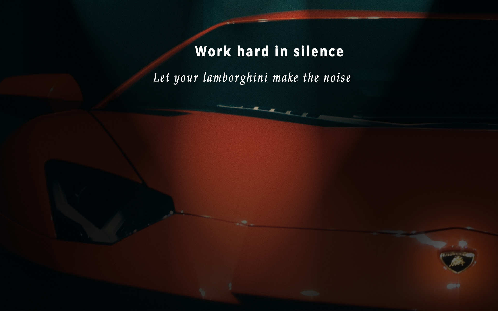 Work Hard In Silence Motivational Wallpaper For Desktop Quotationwalls
